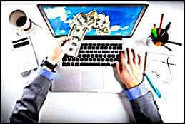 Бизнес дело в интернете